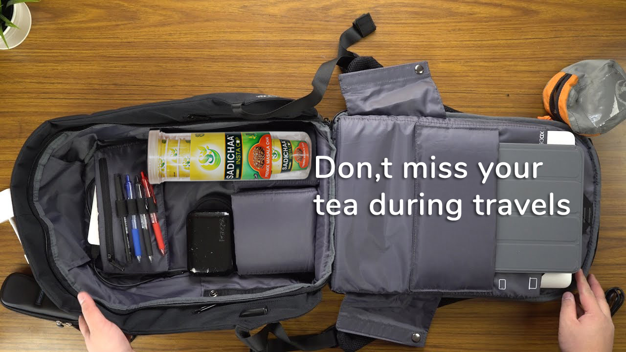Can travel Tea be healthy & testy too? try these 6 options