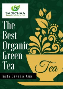 The Best Organic Green Tea